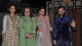 Saif Ali Khan Gifts Mother In Law Babita An Apartment | Bollywood News