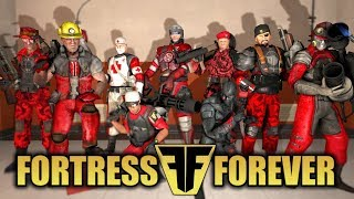 Fortress Forever: Возвращение Легенды! Лучше, Чем Team Fortress 2?