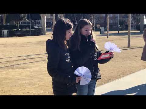 Dia de la Pau a l'Escola Balmes - 2019
