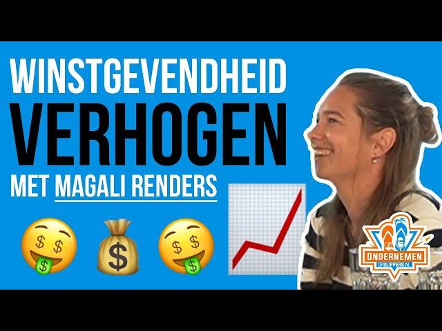 🤑 Winstgevendheid verhogen [Winst in € vs. %] met Magali Renders