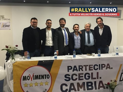#RallySalerno #Campagna - Hotel Capital 18.02.2018