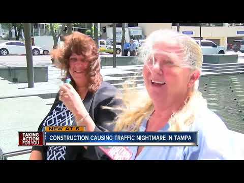New construction projects could cause traffic nightmare in Tampa