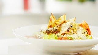 САЛАТ ЦЕЗАРЬ РЕЦЕПТ рецепт приготовления  салата Цезарь