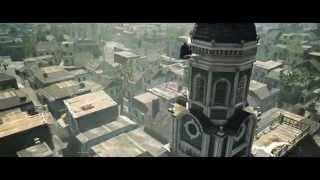 Assassin's Creed Rogue (Изгой) —  Охотник на ассасинов (ТРЕЙЛЕР)