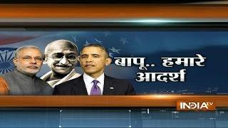 Mahatma Gandhi Is Obama