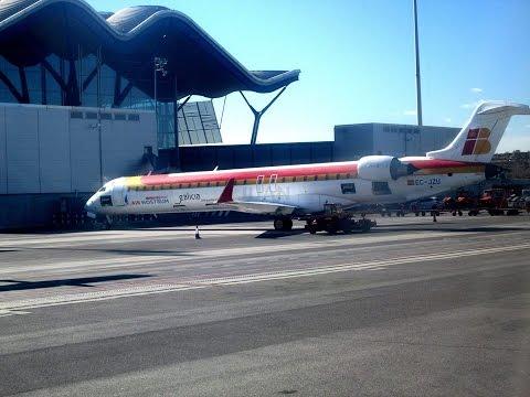 CRJ1000 - Iberia: Flight report IB8913 [MRS-MAD]