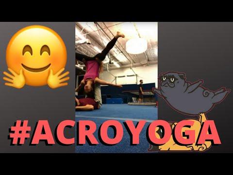Acroyoga Wellness (acroyoga exercises)