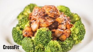 Nick's Zone: Sesame Chicken With Broccoli