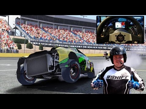 Best iRacing Setup Rookie Street Stock @ Charlotte Motor Speedway - Only Wrecked Once!