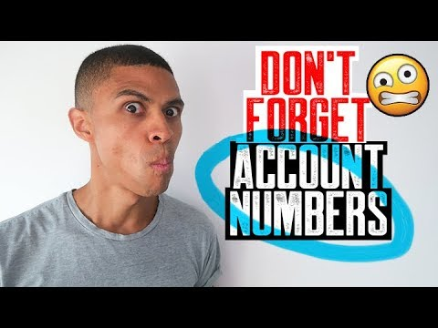 don't-forget-account-numbers-||-student-loans-credit-repair