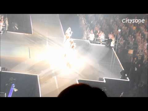 HD [Fancam] 110618 SNSD - Fantastic jap. ver. + Ending + Taeny + \