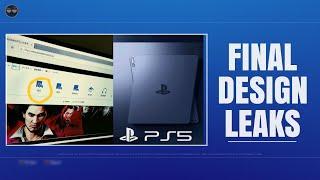 PLAYSTATION 5 ( PS5 ) DESIGN Leaks Via Playstation Japan Website? - It's Probably Fake