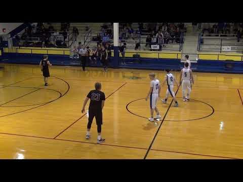11.26.18 LW vs Mountainburg High School L57-55