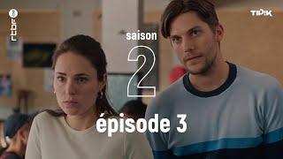 "La théorie du Y : ""Berlin"" (S02E03)"