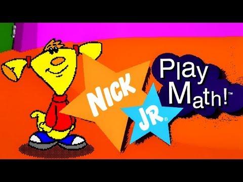Nick Jr. Play Math! CD-ROM (1995)
