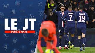 VIDEO: LE JT - L'EDITION DU 2 MARS 2020