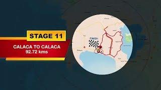 2018 Ronda Pilipinas Stage 11 Highlights