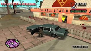 GTA San Andreas (HD) - PART 24.1 - Free Roam, GAMEPLAY WALKTHROUGH [PC 1080P][NO Commentary]