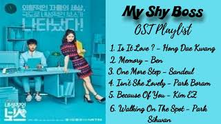 Download Lagu My Shy Boss OST Playlist mp3