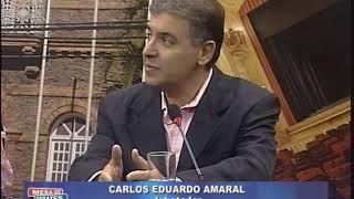 MESA DE DEBATES 08-02-2018 PARCERIA ENTRE COLÉGIO CERQUEIRA E PIO XII