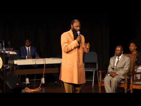 Prophet Owuor - Trinidad and Tobago 2nd meeting