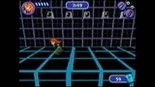Kim Possible: Global Gemini Nintendo DS Gameplay - Not Tron