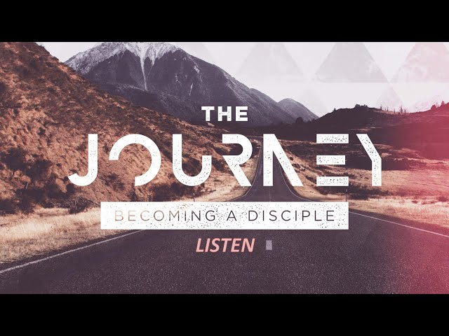 VP Live - January 24, 2020 // The Journey - Becoming a Disciple (Part 3)
