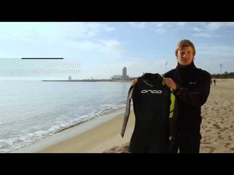 Why choose Orca Sonar wetsuit by Matt Sharp