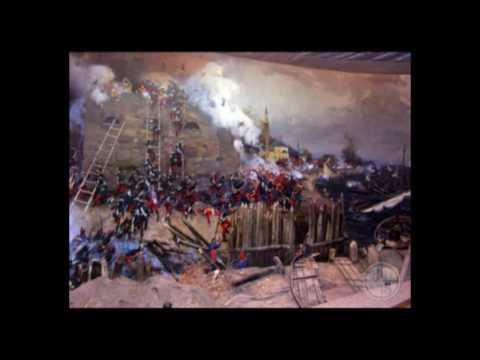 Славный поход 1805 года!