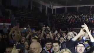 ДДТ - Ты не один (Концерт в Саратове 05.04.2015)