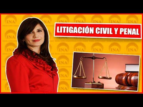 Capacitación en Litigación Civil y Penal en la Provincia de #mendoza .