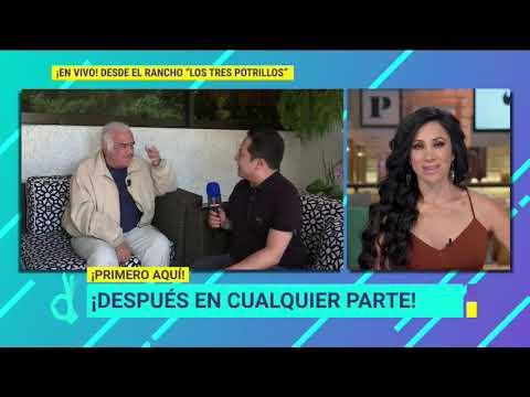 Rico - Vicente Fernandez Rechazo Un Transplante De Higado