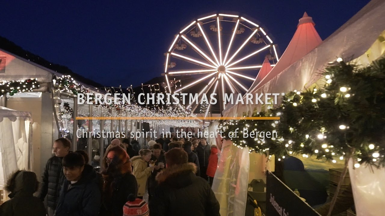 Thumbnail: Bergen Christmas Market