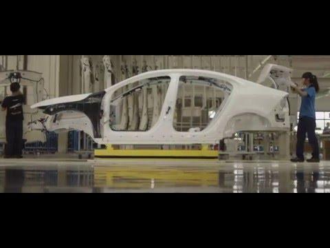 Volvo Cars Assembly Line Torslanda, Ghent and Chengdu plants