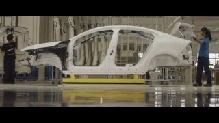 Volvo Cars Assembly Line Torslanda, Ghent and Chengdu plants