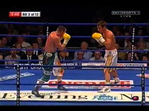 Michael Gomez vs Alex Arthur  - 25/10/2003