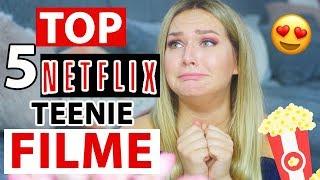 TOP 5 NETFLIX TEENIE FILME die süchtig machen / Romantische Komödien / cringe af | Annaxo