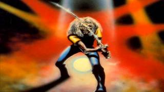 Another Life (Drum Solo) - Iron Maiden (Maiden Japan - 1981)