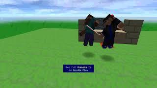 Proses pembuatan animasi Rohid game dan Mas gila vs herobrine saksikan animasi yah guys