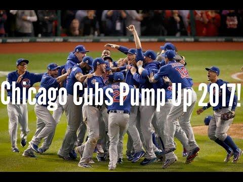 Chicago Cubs Pump Up 2017!