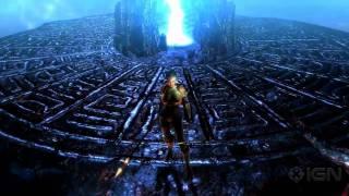Dungeon Siege 3: Official Anjali Trailer