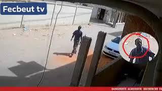 😳 Cité fadia: Agression wala reglement de compte en plein jour 😱😱 Thieeey Sénégal 😥