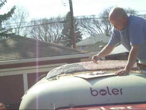 Solar Panel Air Deflector Youtube