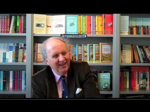 An Interview with Alexander McCall Smith: The 44 Scotland Street Series