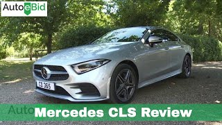 2019 Mercedes CLS Review