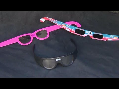 Beware fake solar eclipse safety glasses