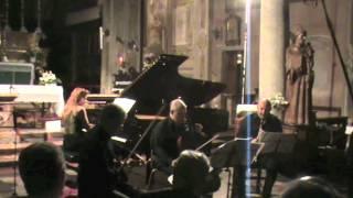O.MESSIAEN QUATUOR POUR LA FIN DU TEMPS Danse de la fureur pour les sept trompettes ORTA FESTIVAL