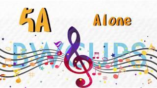 2018-2019 年度班際歌唱比賽 5A班