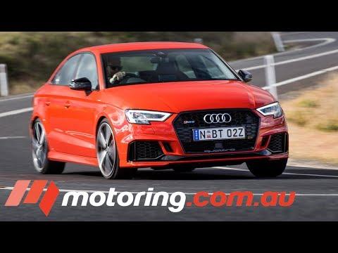 2017 Audi RS3 Sedan Review | motoring.com.au