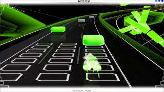 Cold Rush - Bullet  (Video/Game: Audiosurf)